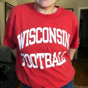 [Wisconsin Badgers] Vintage '94 Champion T-Shirt